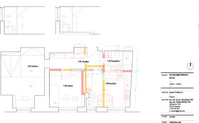 Trendy rekonstrukce bytů