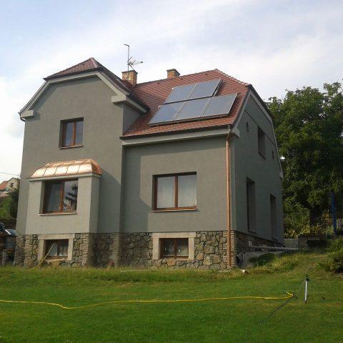 Oprava domů