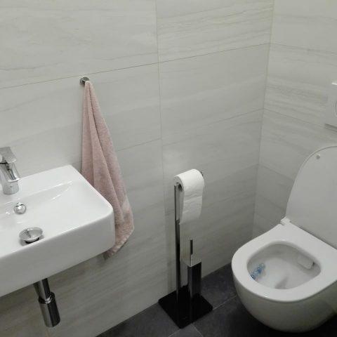 Rekonstrukce koupelny, jádra